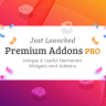 Premium Addons PRO NULLED - premium add-ons for Elementor
